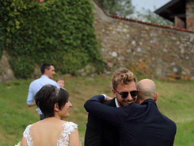 Il matrimonio di Marco e Gaia a Oggiono, Lecco 46