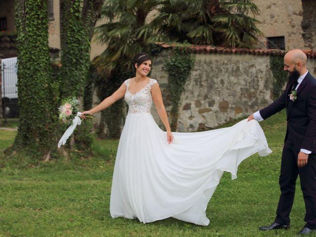 Il matrimonio di Marco e Gaia a Oggiono, Lecco 47