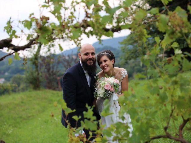 Il matrimonio di Marco e Gaia a Oggiono, Lecco 48