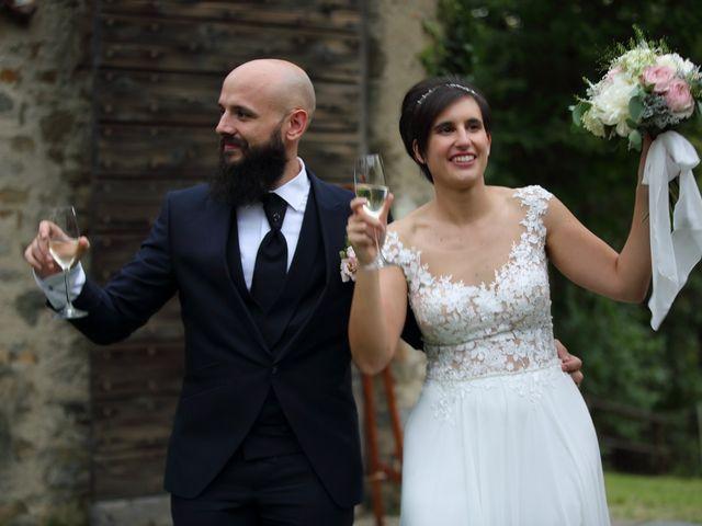 Il matrimonio di Marco e Gaia a Oggiono, Lecco 50