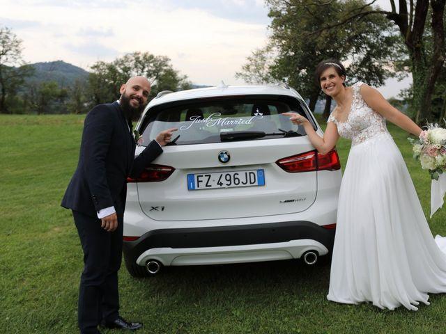 Il matrimonio di Marco e Gaia a Oggiono, Lecco 51