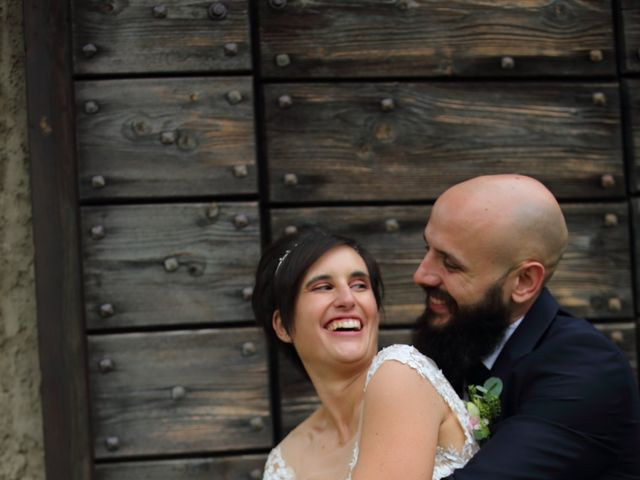Il matrimonio di Marco e Gaia a Oggiono, Lecco 55