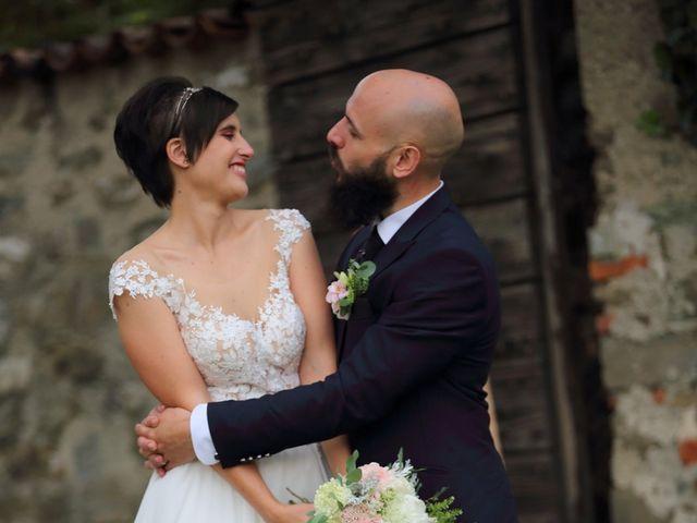 Il matrimonio di Marco e Gaia a Oggiono, Lecco 56