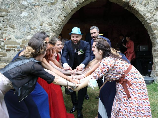 Il matrimonio di Marco e Gaia a Oggiono, Lecco 59