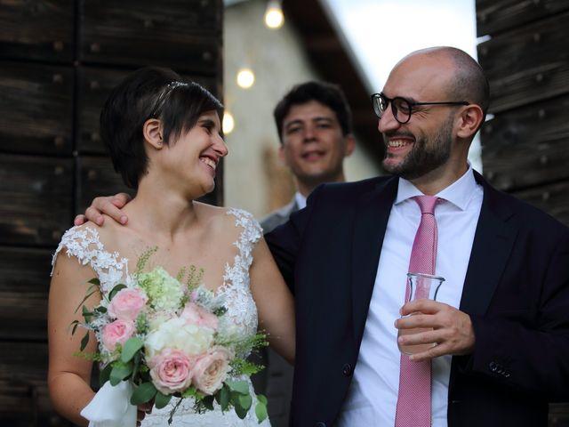 Il matrimonio di Marco e Gaia a Oggiono, Lecco 60