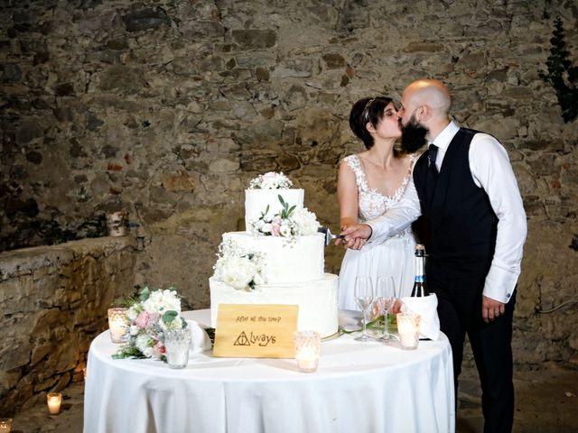 Il matrimonio di Marco e Gaia a Oggiono, Lecco 72