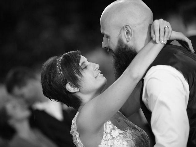 Il matrimonio di Marco e Gaia a Oggiono, Lecco 73