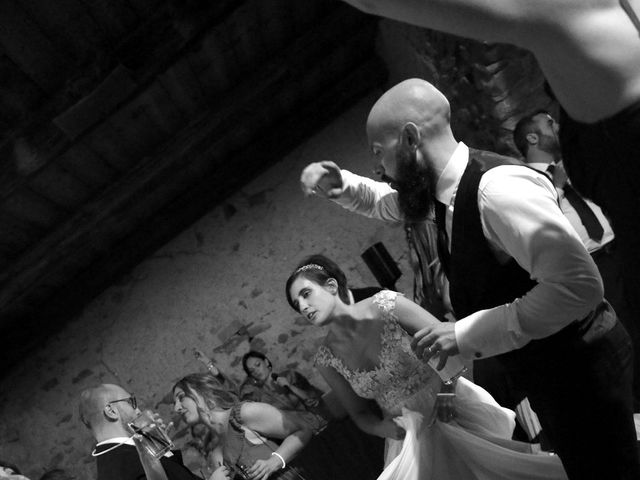 Il matrimonio di Marco e Gaia a Oggiono, Lecco 76