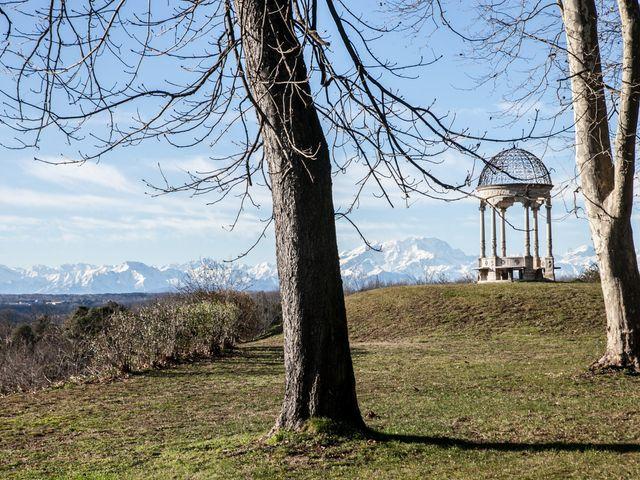 Il matrimonio di Elisa e Salvatore a Vizzola Ticino, Varese 20
