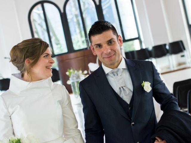 Il matrimonio di Elisa e Salvatore a Vizzola Ticino, Varese 11