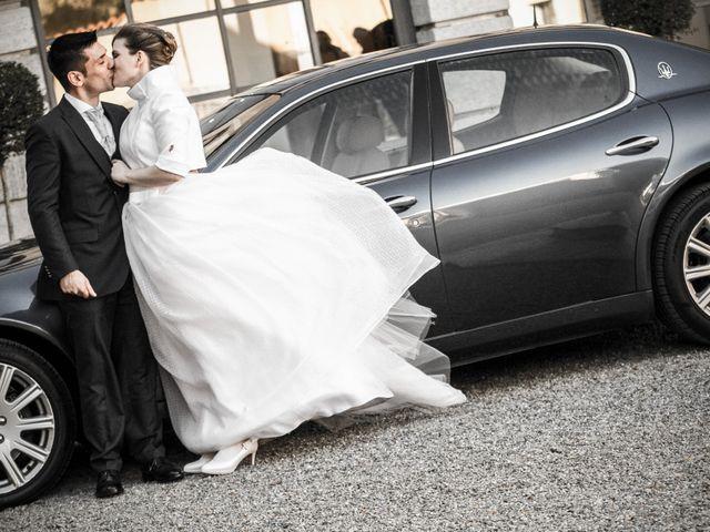 Il matrimonio di Elisa e Salvatore a Vizzola Ticino, Varese 15