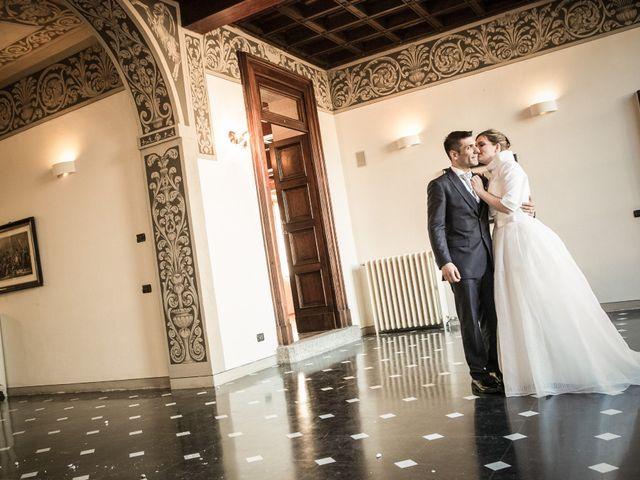 Il matrimonio di Elisa e Salvatore a Vizzola Ticino, Varese 16