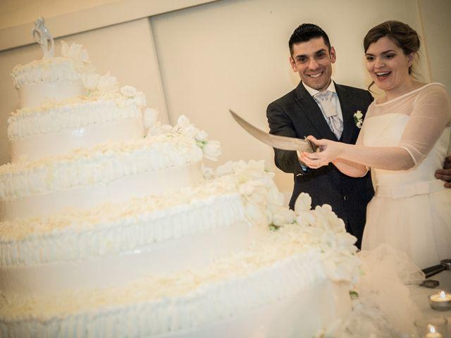 Il matrimonio di Elisa e Salvatore a Vizzola Ticino, Varese 23