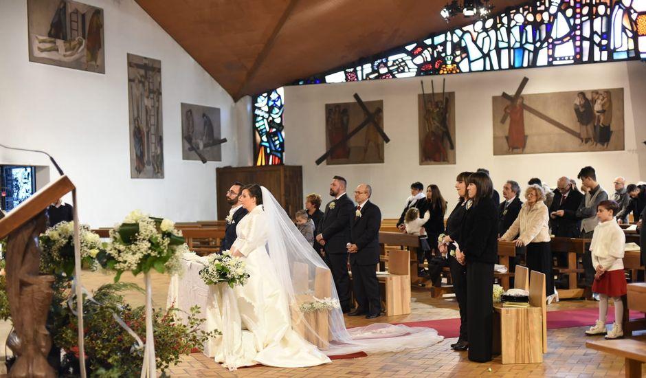 Il matrimonio di Viviana e Marco a Bergamo, Bergamo