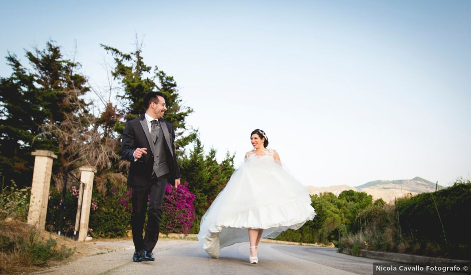 Il matrimonio di Giuseppe e Stefania a Trapani, Trapani