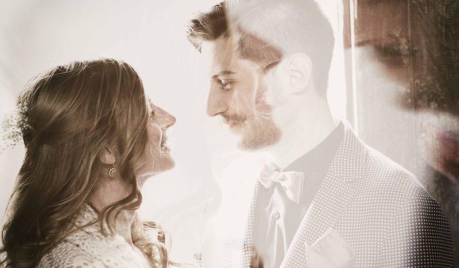 Il matrimonio di Luca e Ginevra a Fosdinovo, Massa Carrara