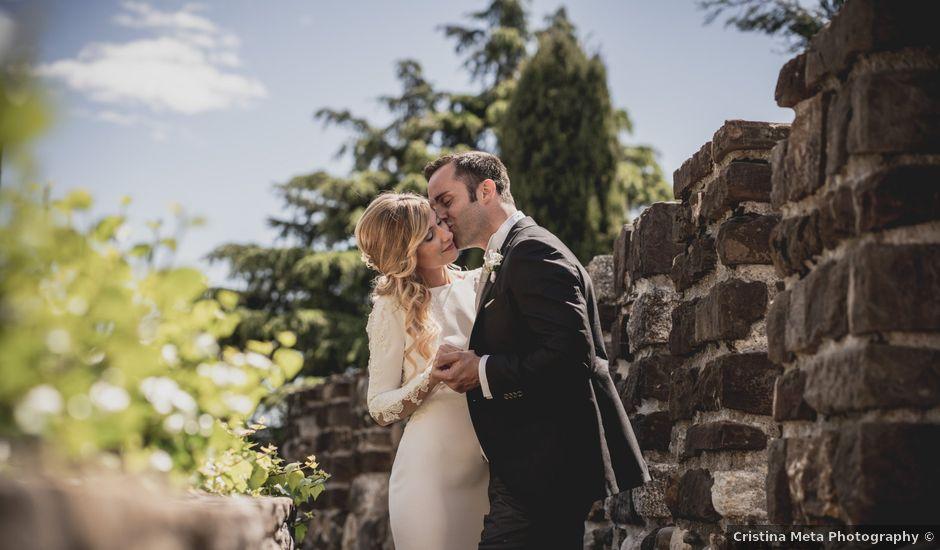 Il matrimonio di Luca e Arianna a Imbersago, Lecco