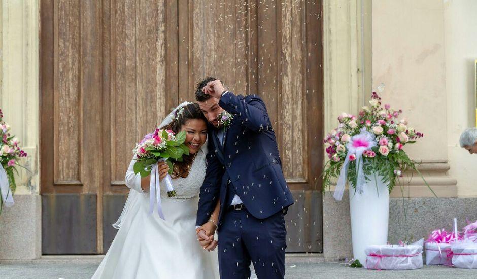 Il matrimonio di Daniele  e Lissett a Vimercate, Monza e Brianza