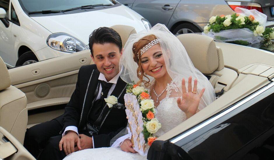 Il matrimonio di Luca  e Lorena  a Barrafranca, Enna
