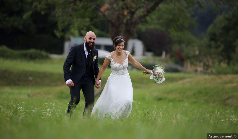 Il matrimonio di Marco e Gaia a Oggiono, Lecco