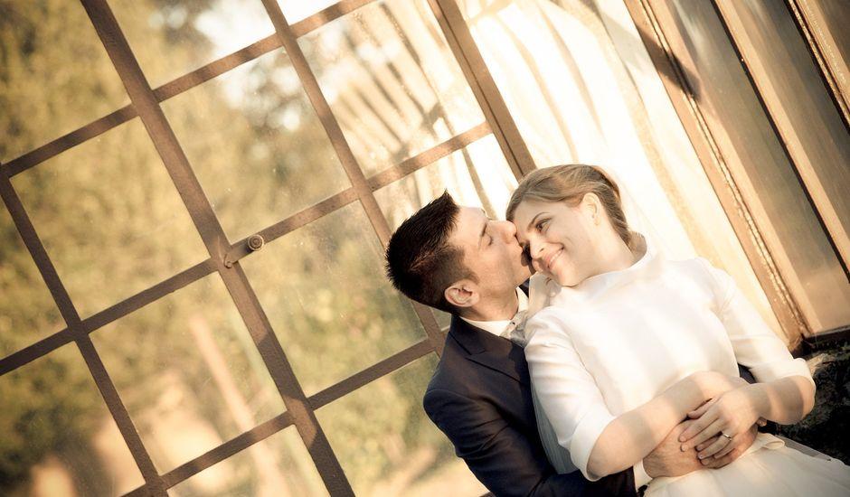 Il matrimonio di Elisa e Salvatore a Vizzola Ticino, Varese