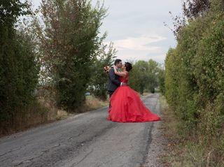 Le nozze di Giulia e Salvatore