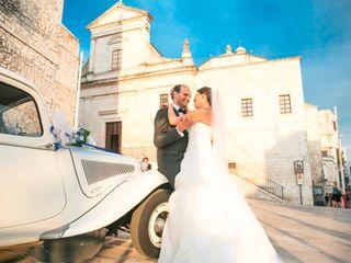 Le nozze di Gianfranco e Pamela