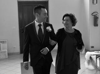Le nozze di Mane e Ale 1