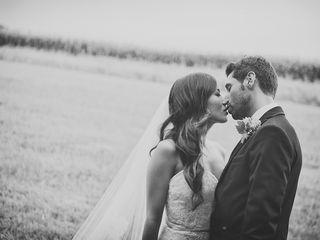 Le nozze di Massy e Anita