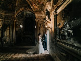 Le nozze di Andrea e Lisa
