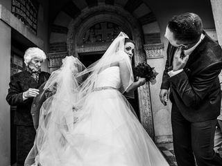 Le nozze di Elisa e Dimitri