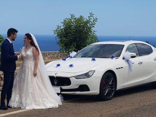 Le nozze di Francesca e Biagio