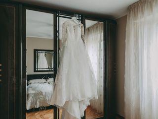 Le nozze di Fabiola e Matteo 1