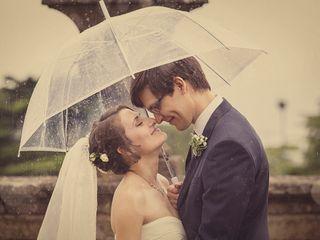 Le nozze di Laura e Teemu