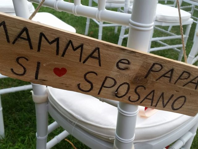 Il matrimonio di Salvatore  e Giulia a Rubiera, Reggio Emilia 2
