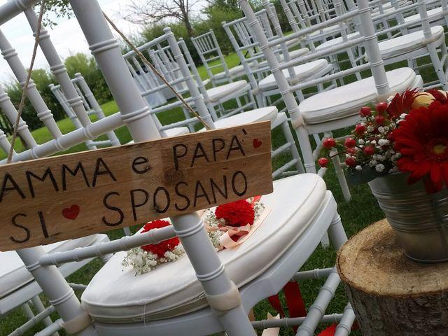 Il matrimonio di Salvatore  e Giulia a Rubiera, Reggio Emilia 32