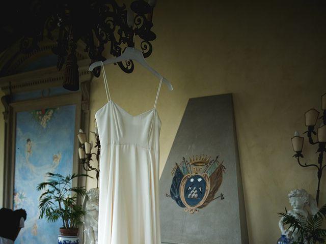 Il matrimonio di Tom e Sarah a Chianni, Pisa 3