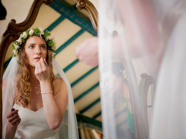 Il matrimonio di Tom e Sarah a Chianni, Pisa 5