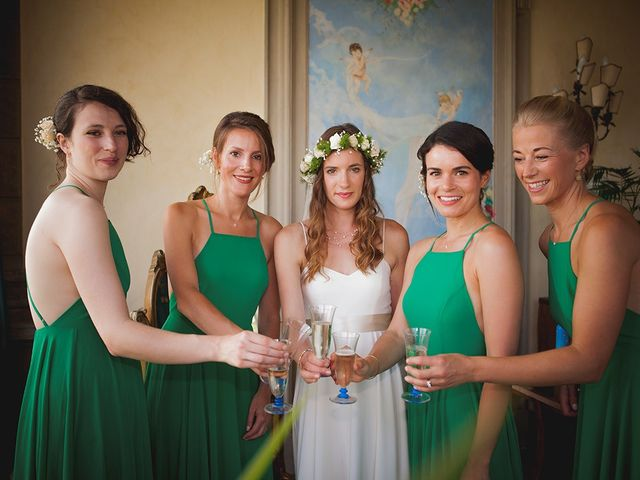 Il matrimonio di Tom e Sarah a Chianni, Pisa 6