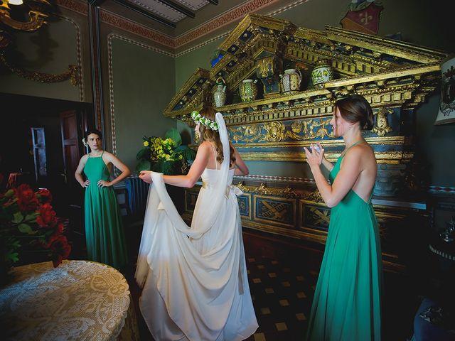 Il matrimonio di Tom e Sarah a Chianni, Pisa 10