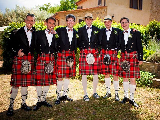 Il matrimonio di Tom e Sarah a Chianni, Pisa 14