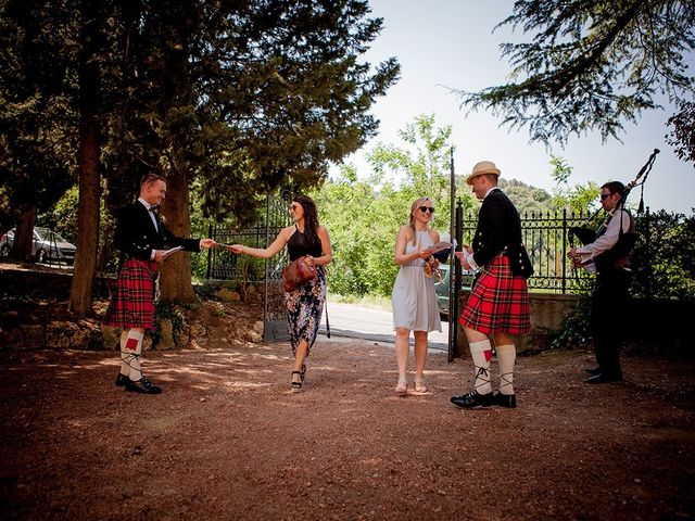 Il matrimonio di Tom e Sarah a Chianni, Pisa 16