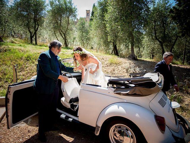 Il matrimonio di Tom e Sarah a Chianni, Pisa 17