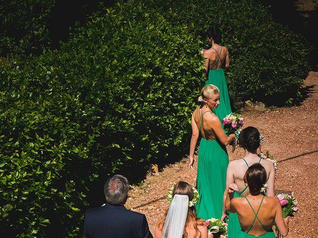 Il matrimonio di Tom e Sarah a Chianni, Pisa 18