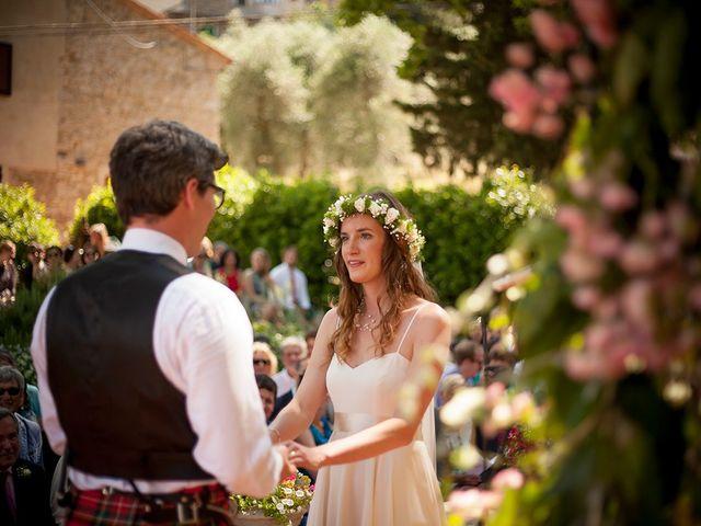 Il matrimonio di Tom e Sarah a Chianni, Pisa 20