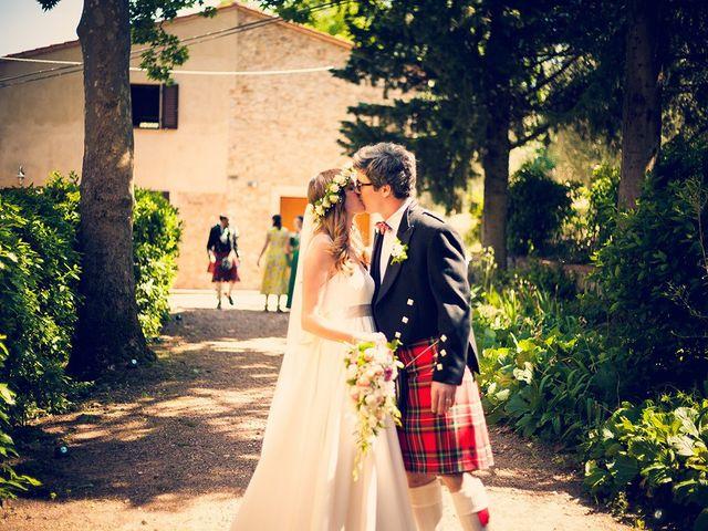Il matrimonio di Tom e Sarah a Chianni, Pisa 22