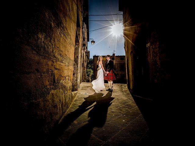 Il matrimonio di Tom e Sarah a Chianni, Pisa 1