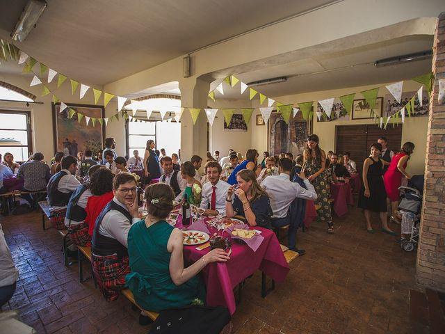 Il matrimonio di Tom e Sarah a Chianni, Pisa 28
