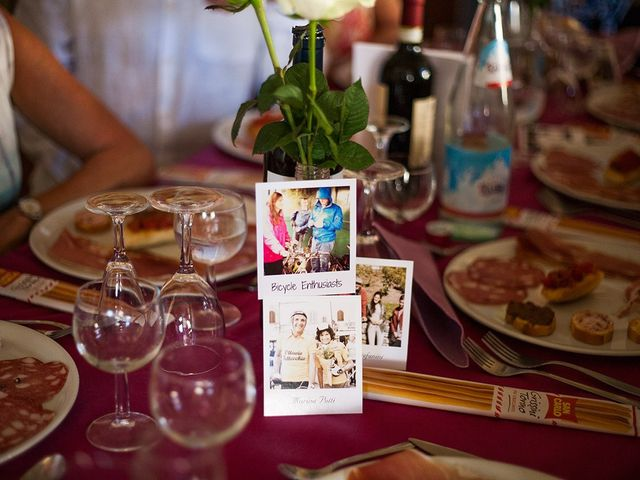Il matrimonio di Tom e Sarah a Chianni, Pisa 29