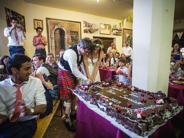 Il matrimonio di Tom e Sarah a Chianni, Pisa 33